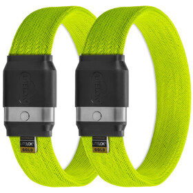 Litelok Twin Gold Antivol, boagreen